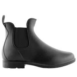 Wellington laarzen zwart D67 Zwart