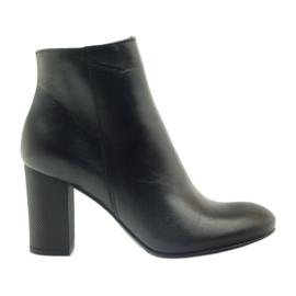 Zwarte laarzen Esperans 1822