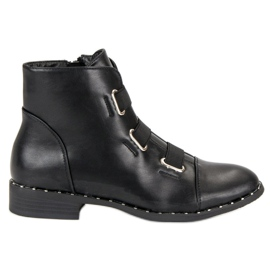 Filippo Stijlvolle laarzen zwart