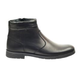Riko laarzen met rits 825 zwart
