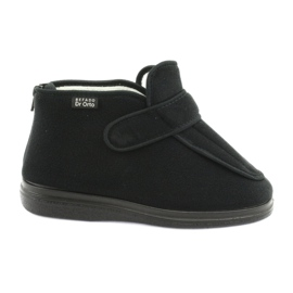 Zwart Befado schoenen DR ORTO 987D002