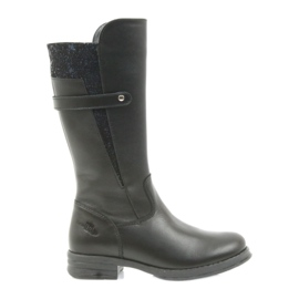 Ren But Ren Boot lange laarzen zwart 4371