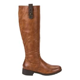 Filippo Klassieke platte schoenen bruin