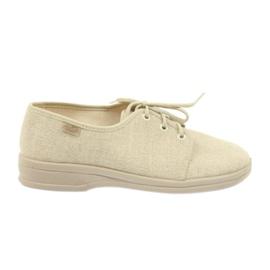 Bruin Befado schoenen herenschoenen pu 630M007