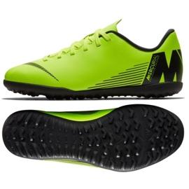 Nike Mercurial Vapor X 12 Club Tf Jr AH7355-701 Voetbalschoenen