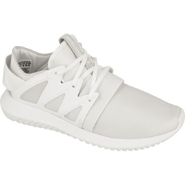 Wit Adidas Originals Tubular Viral schoenen in S75583