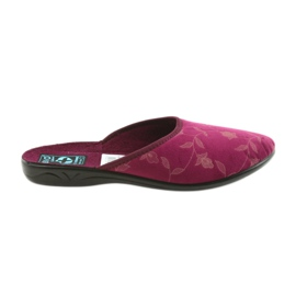 Slippers velours Adanex 18115