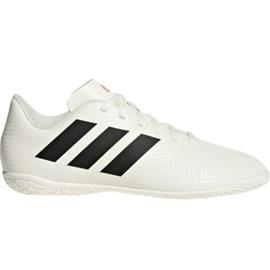 Binnenschoenen adidas Nemeziz 18.4 In Jr CM8520 wit wit