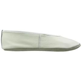 Wit Gymnastiek balletschoenen