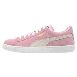Roze Schoenen Puma Suede Pink Lady Jr 3551103 01
