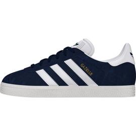 Marine Adidas Originals Gazelle Jr BY9144 schoenen