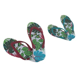 Veelkleurig Slippers, Speedo Jungle Thong-slippers