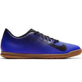 Binnenschoenen Nike Bravatax Ii Ic M 844441-400 blauw blauw