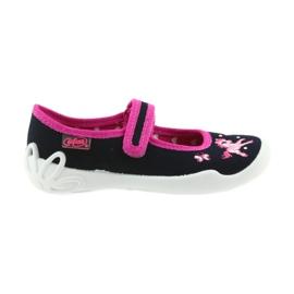 Befado kinderschoenen ballerina slippers 114X323
