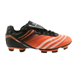 Voetbalschoenen Atletico FG Jr 14-1216 zwart, oranje oranje