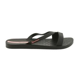 Zwart Ipanema-slippers voor damesschoenen 26263