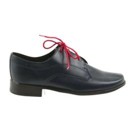 Miko schoenen kinderschoenen communie marine