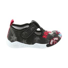 American Club Amerikaanse sneakers kinderschoenen met velcro inlegleer