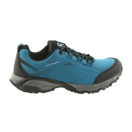 American Club ADI dames sportschoenen gebonden Amerikaanse waterdichte softhell WT06 / 19 blauw