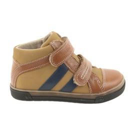 Ren But Boote schoenen kinderlaarzen Ren Maar 3225 rood / marine