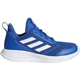 Blauw Adidas AltaRun K Jr. CM8564-schoenen