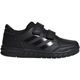 Zwart Schoenen adidas AltaSport Cf K Jr. D96831