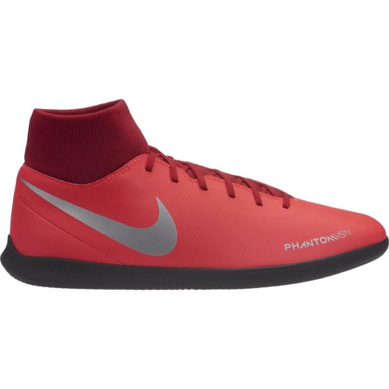 Binnenschoenen Nike Phantom Vsn Club Df Ic M AO3271-600 rood rood