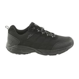 DK 18378 softshell sportschoenen zwart
