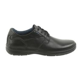 Badura lage laarzen heren comfort 3509 zwart