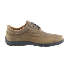 Badura 3390 bruine sportschoenen