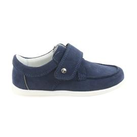 Bartek Casual schoenen voor jongens 58599 granaat marine