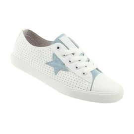 Big Star sneakers star blue 274692