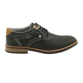 American Club Boots herenschoenen Rhapsody RH 08/19 zwart
