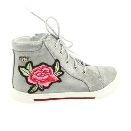 Ren But Schoenen schoen meisjes zilver Ren Maar 3237 grijs