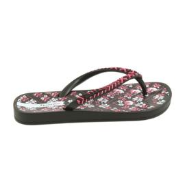 Slippers Ipanema 82519 zwart