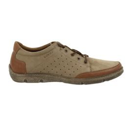 Herenschoenen Badura 3524 beige / bruin