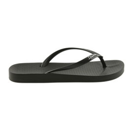 Zwarte flip-flop dames Ipanema 82591