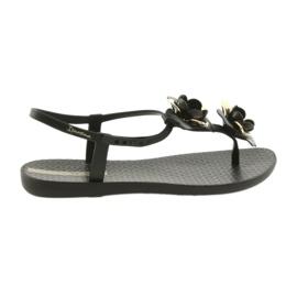 Ipanema sandalen damesschoenen met bloemen 82662