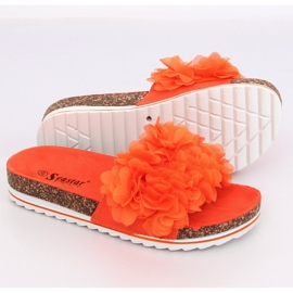 Flip flower power orange BG47P Oranje
