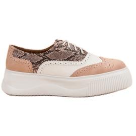 Roze Schoenen VICES Fashion