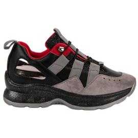 Vices Light Vespers Sneakers zwart