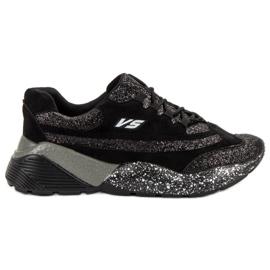 Sportschoenen met Brocade VICES zwart