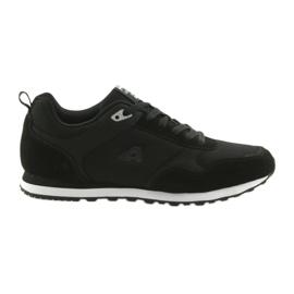 American Club American WT13 sport sneakers zwart