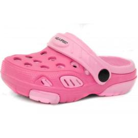 Slippers Aqua-speed Lido col 03 roze