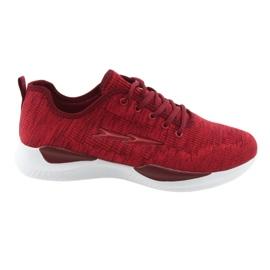 Heren sportbindingen DK SC235 rood
