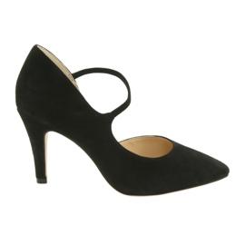 Damesschoenen Caprice 24402 zwart