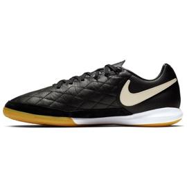 Binnenschoenen Nike Tiempo Lunar LegendX 7 Pro 10R Ic M AQ2211-027 zwart zwart