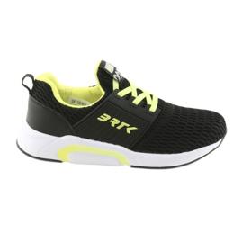 Bartek 58110 Zwarte slip sportschoenen