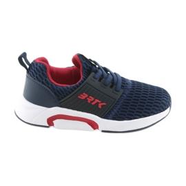 Bartek 55110 Instappers navyblauwe sportschoenen