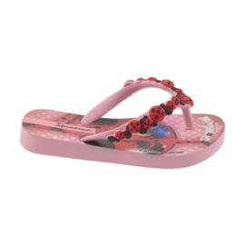 Ipanema Slippers Ibertema 26123 roze
